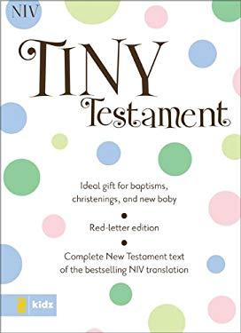 Tiny Testament-NIV