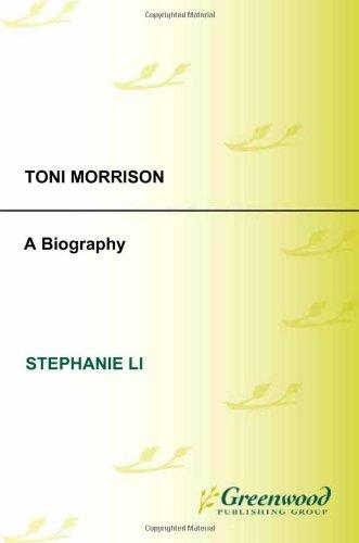 Toni Morrison: A Biography 9780313378393