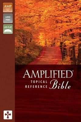 Amplified Topical Reference Bible-AM 9780310925033