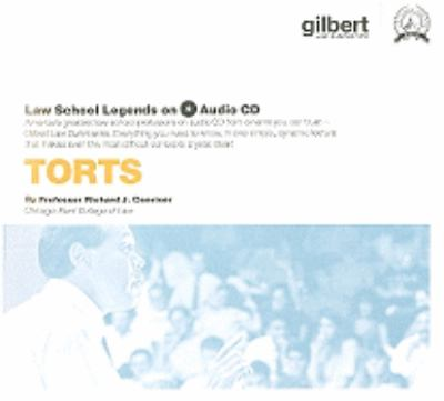 Torts [With CDROM] 9780314161185