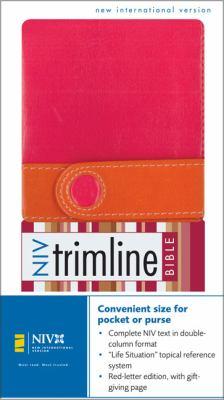 Trimline Bible-NIV 9780310923237