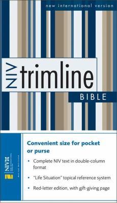Trimline Bible-NIV 9780310927105