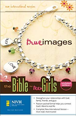 True Images: The Bible for Teen Girls-NIV 9780310936602