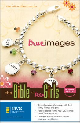 True Images: The Bible for Teen Girls-NIV 9780310936619
