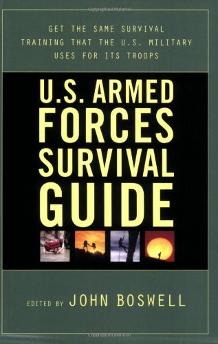 U.S. Armed Forces Survival Guide 9780312331221