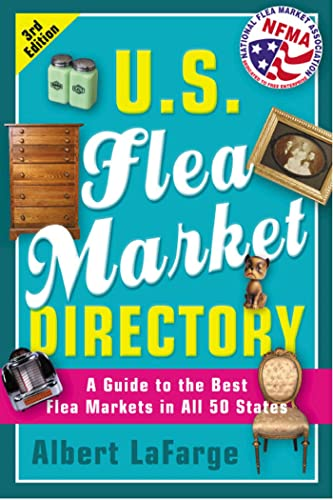 Us Flea Market Directory 9780312264055