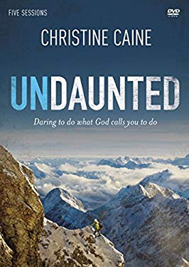 Undaunted: A DVD Study: Daring to Do What God Calls You to Do 9780310892915
