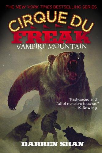 Vampire Mountain 9780316605427