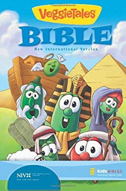 VeggieTales Bible-NIV 9780310718284