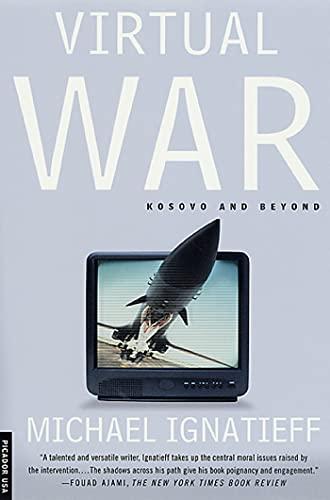 Virtual War: Kosovo and Beyond 9780312278359
