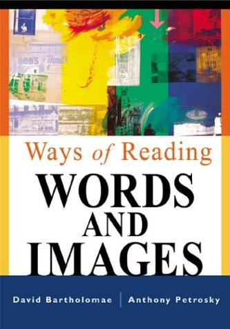 Ways of Reading Words and Images 9780312403812