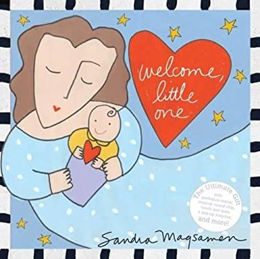 Welcome, Little One: A Love Letter from Me to You [With Sound Chip] 9780316003940