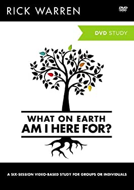 What on Earth Am I Here For?: A DVD Study 9780310696193