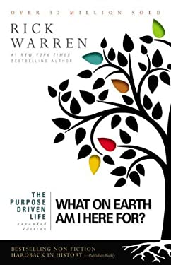 Purpose Driven Life: What on Earth Am I Here For? 9780310329060