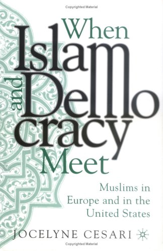 When Islam and Democracy Meet: Muslims in Europe and in the United States 9780312294014