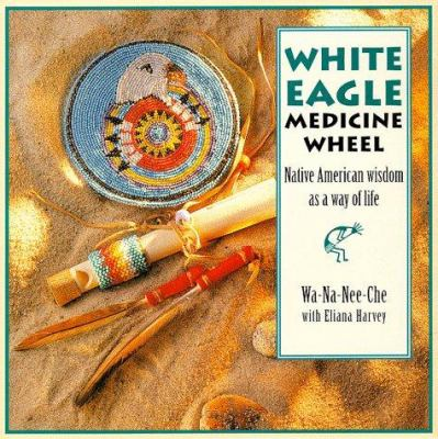 White Eagle Medicine Wheel [With Deck of Cards] 9780312145330
