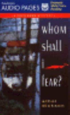 Whom Shall I Fear? 9780310210542