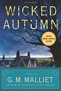 Wicked Autumn: A Max Tudor Novel 9780312646974