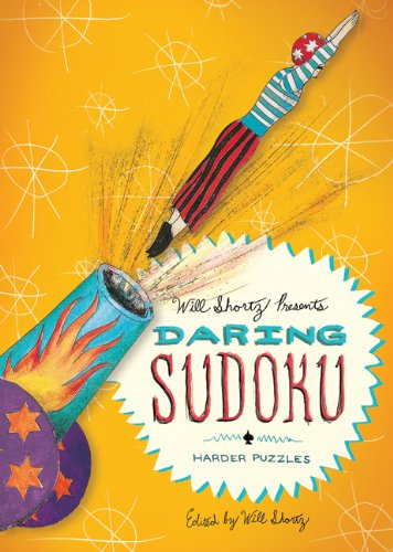 Will Shortz Presents Daring Sudoku: 200 Harder Puzzles 9780312640293