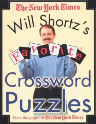 Will Shortz's Favorite Crossword Puzzles 9780312306137