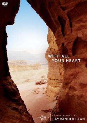 With All Your Heart: 6 Faith Lessons 9780310291169