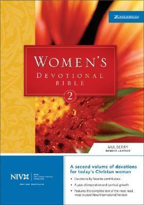 Women's Devotional Bible 2-NIV 9780310918455