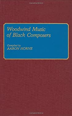 Woodwind Music of Black Composers 9780313272653