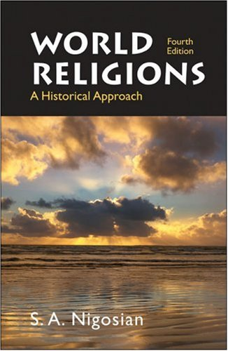 World Religions: A Historical Approach 9780312442378