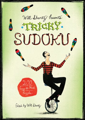 Will Shortz Presents Tricky Sudoku 9780312588380