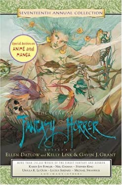 Year's Best Fantasy & Horror 9780312329273