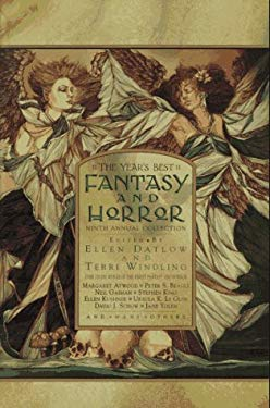 Year's Best Fantasy and Horror, Ninth Annual Collection 9780312144494