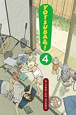 Yotsuba&!, Vol. 4 9780316073912