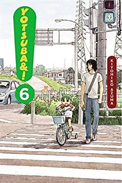 Yotsuba&!, Vol. 6 9780316073240