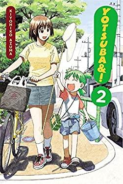 Yotsuba&!, Volume 2 9780316073899