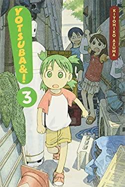 Yotsuba&!, Volume 3 9780316073905