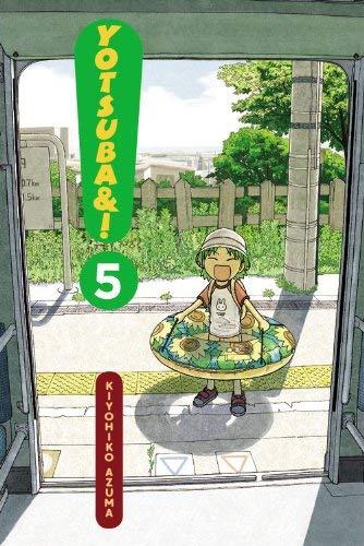 Yotsuba&!, Volume 5 9780316073929