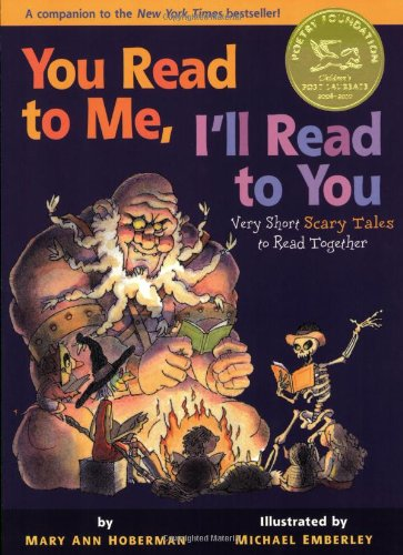 You Read to Me, I'll Read to You: Very Short Scary Tales to Read Together 9780316043519