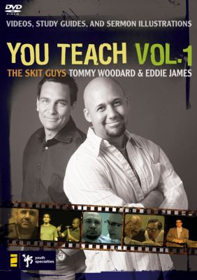 You Teach Vol. 1: Videos, Study Guides, and Sermon Illustrations