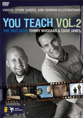 You Teach Vol. 2: Videos, Study Guides, and Sermon Illustrations 9780310280859