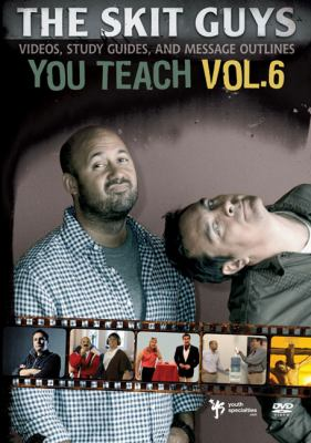 You Teach Vol. 6: Videos, Study Guides, and Message Outlines 9780310280927