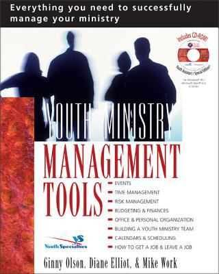 Youth Ministry Management Tools: Everything You Need to Successfully Manage Your Ministry [With CDROM] 9780310235965