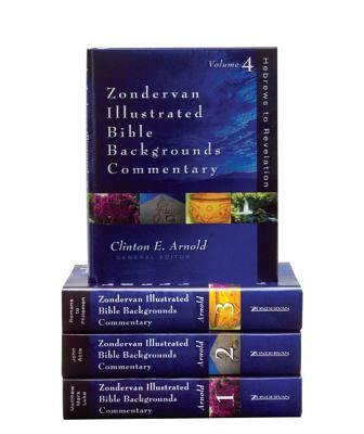 Zondervan Illustrated Bible Backgrounds Commentary Set 9780310217404