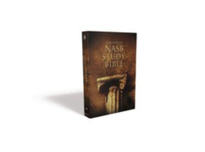 Zondervan Study Bible-NASB 9780310910923