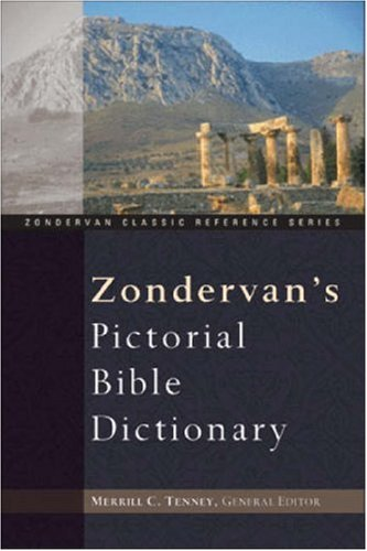 Zondervan's Pictorial Bible Dictionary 9780310235606