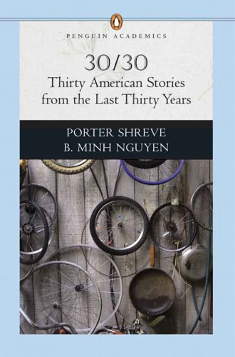 30/30: Thirty American Stories from the Last Thirty Years 9780321338983