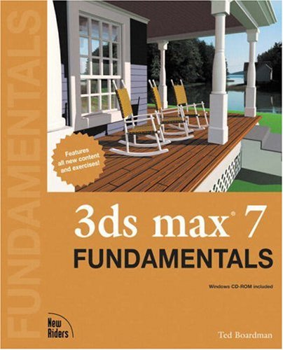 3ds Max 7 Fundamentals 9780321321381