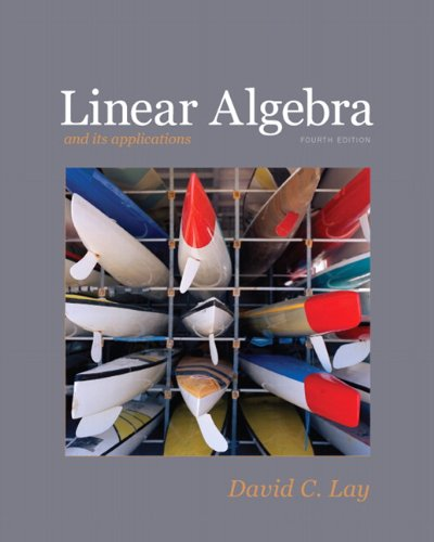 Linear Algebra and Its Applications - 4th Edition