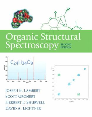 Organic Structural Spectroscopy 9780321592569