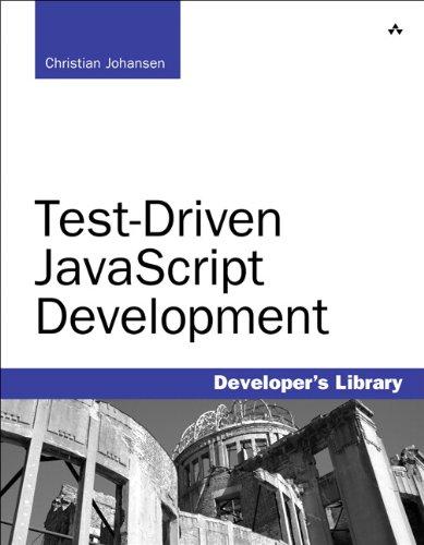 Test-Driven JavaScript Development 9780321683915