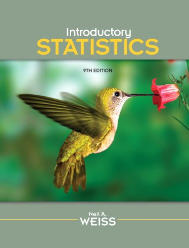 Introductory Statistics [With CDROM] 9780321691224